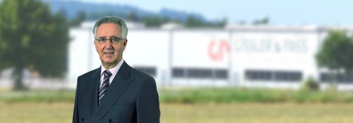 120516 GP News - Herbert Breuer feiert 50-jähriges Dienstjubiläum