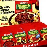 Présentoirs Knorr par Gissler & Pass depuis 35 ans