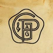 Le premier logo Gissler & Pass de 1882