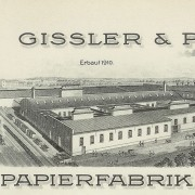 Briefpapier 1910