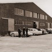 1961 Rodenberg plant inauguration