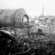 Destruction totale de Gissler & Pass Jülich le 16 novembre 1944