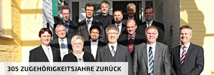 121108 GP News - Gissler & Pass ehrt Jubilare und Verpackungsentwickler