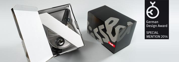 140210 GP News - Auszeichnung mit German Design Award 2014