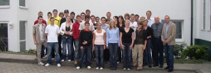 060807 GP News - Ferienakademie Management zu Gast bei Gissler & Pass