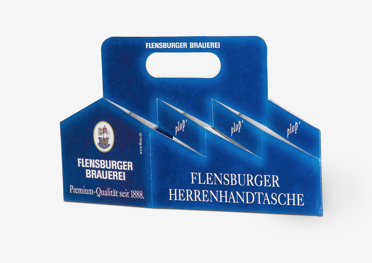 Flensburger Herrenhandtasche