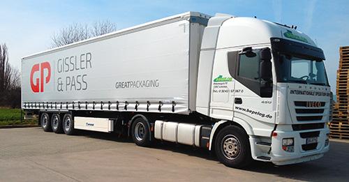 GP Leistungen Logistik Thumb