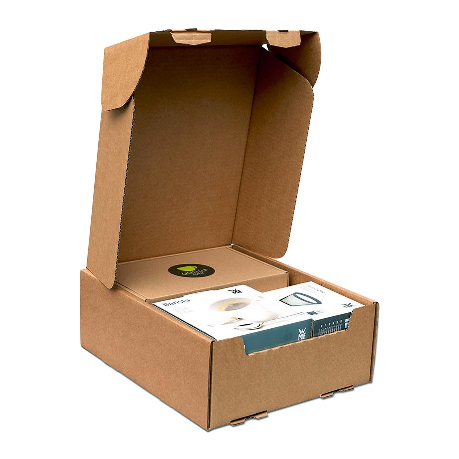 Versandverpackung Transportvrepackung