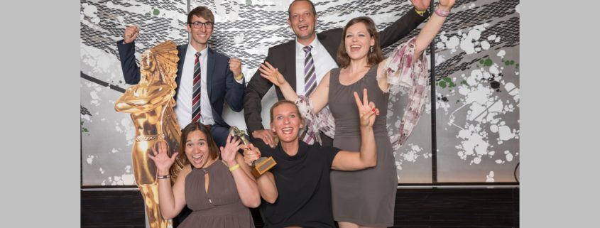 popai2017 Bronze gewinner intern0 845x321 - Gissler & Pass gewinnt BRONZE beim POPAI Award 2017