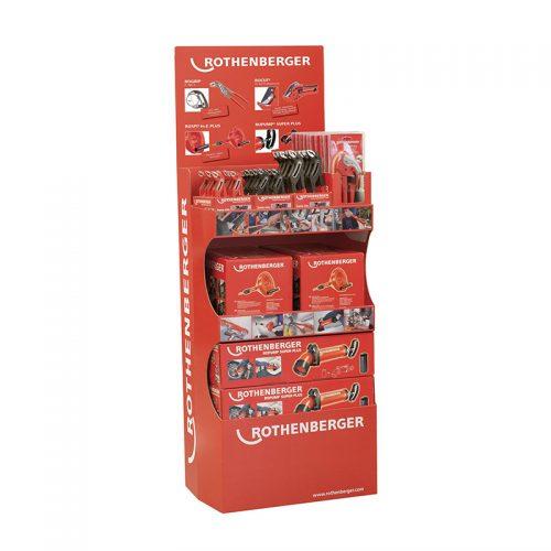 branchen_0012_Rothenberger Werkzeuge Display VA15015601 VK0106509